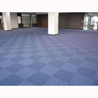 英国乐宝方块地毯效果图-明沪科研楼