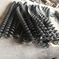 根据客户需求加工任意规格碳钢螺旋叶片,绞龙叶片