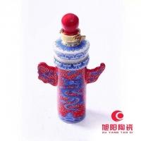 个性陶瓷酒瓶公司 高档陶瓷酒瓶公司