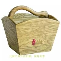 精选稻尖米木盒装