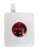 红外转发器 可学习38K载波红外信息,控制多台家用电器
