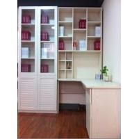 卡瑞亚环保定制书柜、书桌