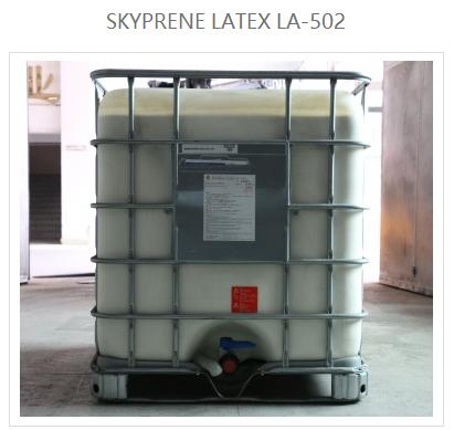 浸渍制品通用型号氯丁胶乳LA-502 东曹