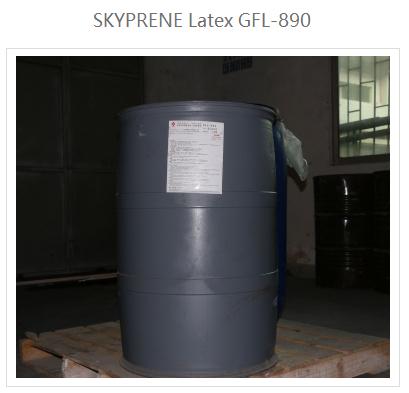MMA接枝型氯丁胶乳持粘性强  GFL-890