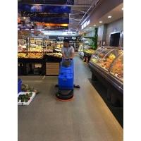 铜陵室内超市手推式洗地机