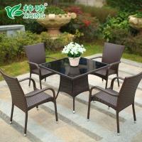 户外家具/PE藤家具/花园套椅/编藤桌椅