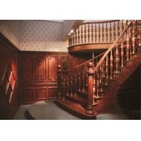 欧丽亚木门-楼梯