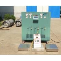 冷媒分装机,制冷剂分装机