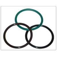 供应O型密封圈 绿色氟胶O型圈