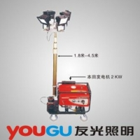 GSFW6110B全方位大型移动照明车