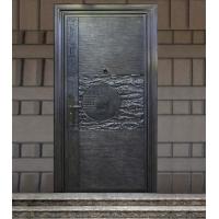 威泽利别墅铸铝门双开铸铝门