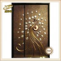 北京别墅铸铝门图片