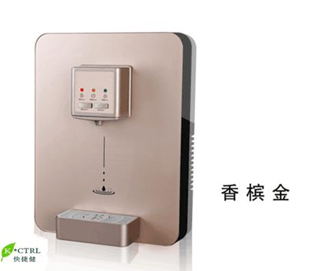 直銷快捷健管線凈飲機 冰熱溫熱管線機