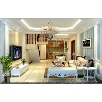 四川羽拓装饰 现代简欧风格效果图 整体家装效果图