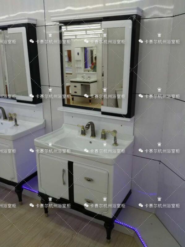 羽拓装饰 卡赛尔杭州浴室柜
