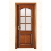 实木套装门-JW-1433