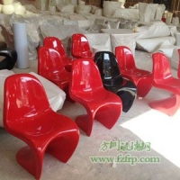 【方圳玻璃钢】美陈玻璃钢休闲椅/商业玻璃钢休息椅