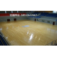体育运动专用双层龙骨运动木地板
