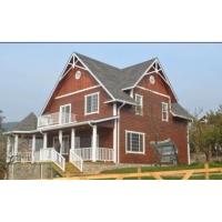 木屋、木别墅、加拿大轻型木结构房屋【恒希木业】