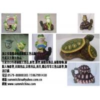 工艺摆件,仿真动物,树脂青蛙,树脂乌龟