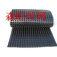 屋顶花园蓄排水板__安平塑料蓄排水板高尔夫球场