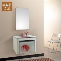 304不锈钢浴室柜组合一体洗手盆卫生间洗漱台洗脸盆
