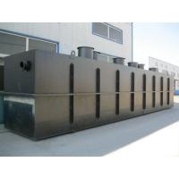 锦利程地埋式生活污水处理设备