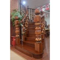 南京实木楼梯-宜家整木定制