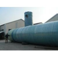 玻璃钢一体化预制泵站