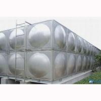 南京休闲设备-不锈钢保温水箱