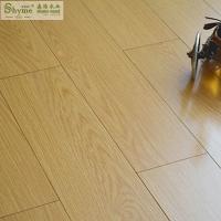 美国白橡 实木复合地板