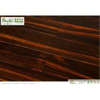 供应 黑檀多层实木复合地板