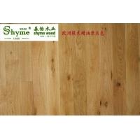 供应 橡木-木石仿古拉丝复合实木地板
