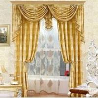 武汉百百合欧式客厅窗帘-武汉隔音窗帘-武汉儿童房窗帘