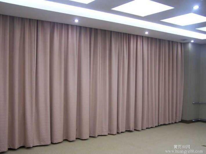 武汉百百合精品办公用窗帘