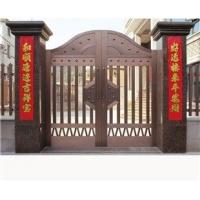 西安庭院铜门 院子门