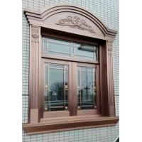 西安铜窗户 平移窗图片