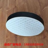 板式橡胶支座具有构造简单易加工成本低廉安装方便的优点
