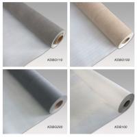 阻燃型0.49mm聚丙烯和聚乙烯防水透汽膜