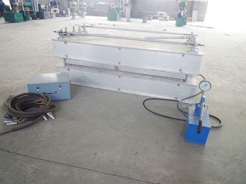 快速冷却型输送带硫化修补机_防爆型胶带硫化接头机
