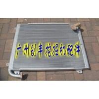 小松pc220-6液压油散热器