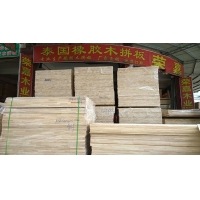 橡胶木拼板18mmAA双面AB单面采购-荣嘉木业