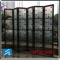 张家口不锈钢折叠屏风 不锈钢折叠移动屏风