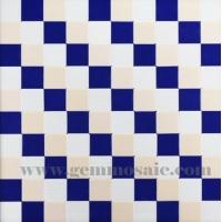 蓝锆马赛克丰富多彩的厨房客厅墙面马赛克