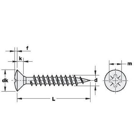 海福乐五金-螺钉