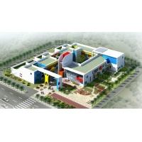 幼儿园园区绿化设计施工