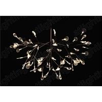 现代简约LED树枝吊灯 酒店工程大型吊灯 服装休闲场所灯饰