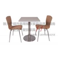 麦当劳新款桌椅,广州快餐桌椅