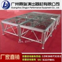 钢化玻璃舞台-有机玻璃舞台
