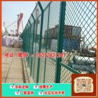 湛江护栏图片 高架桥防抛网 工业园隔离网 热镀锌护栏